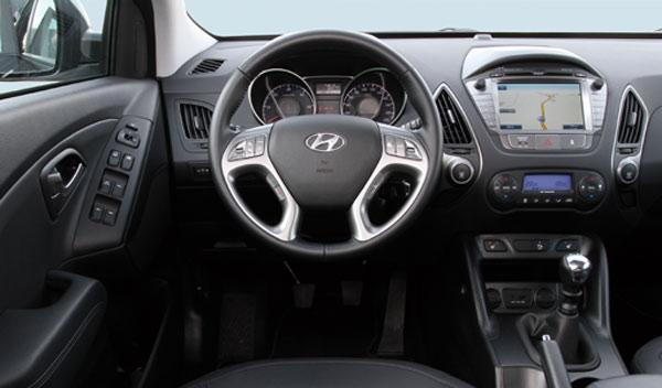 Nissan Qashqai Hyundai ix35 Ford Kuga