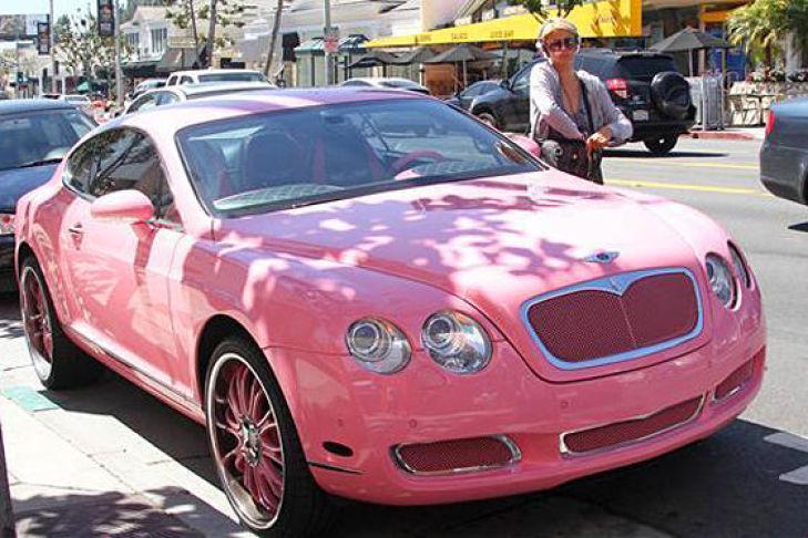 Bentley rosa