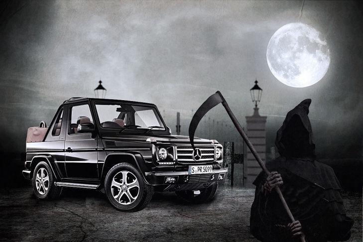 Mercedes Clase G Cabrio