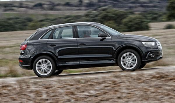 Audi Q3 2.0 TDI 177 CV barrido
