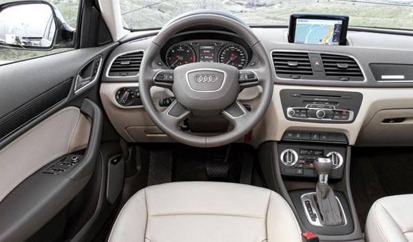 Audi Q3 2.0 TDI 177 CV cuadro
