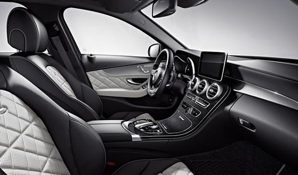 Mercedes Clase C Edition 1 interior
