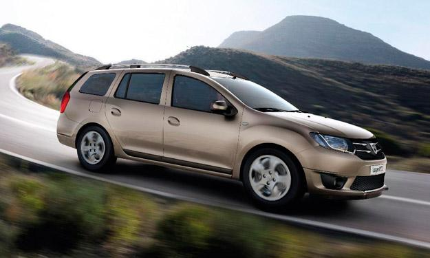 Dacia Logan MCV familiar