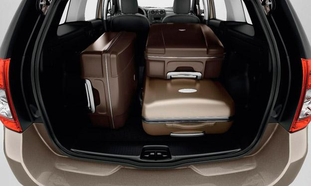 Dacia Logan MCV maletero