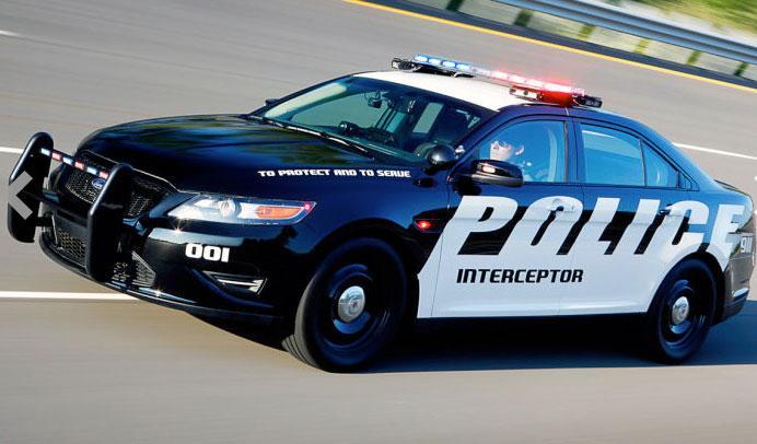 Ford Taurus Interceptor