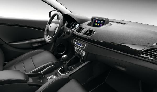 Renault Mégane Coupé-Cabriolet 2014 interior