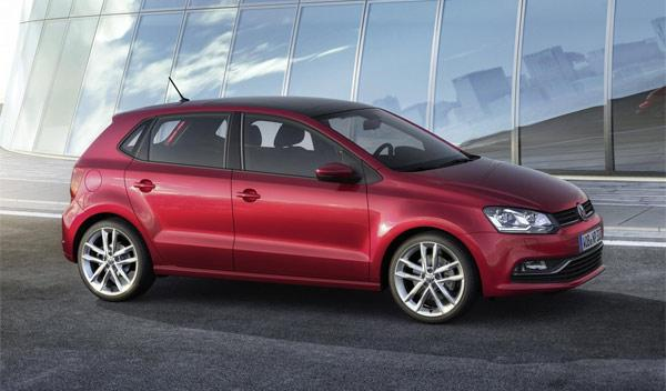 Volkswagen Polo 2014 lateral