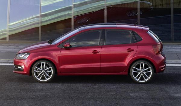 Volkswagen Polo 2014 perfil