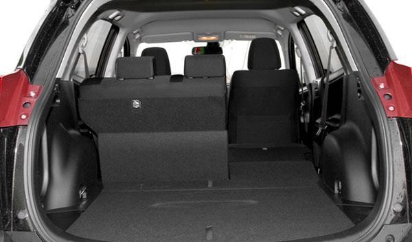 Toyota RAV4 120D Advance 20 Aniversario maletero