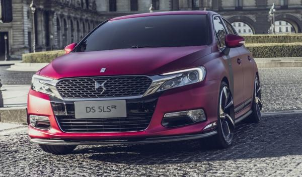 DS 5LS R frontal