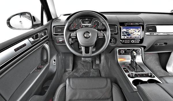 Comparativa SUV Lujo