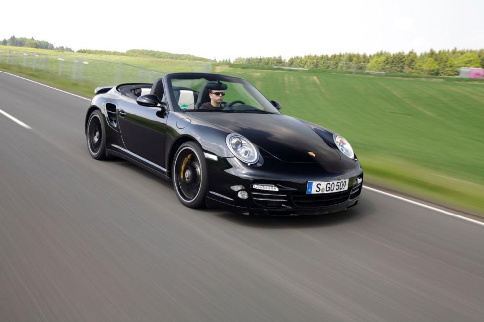 Porsche 997 Turbo S Cabrio