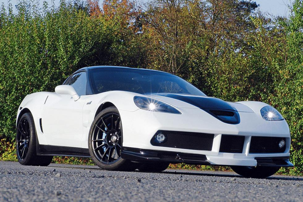 Geiger Corvette ZR1
