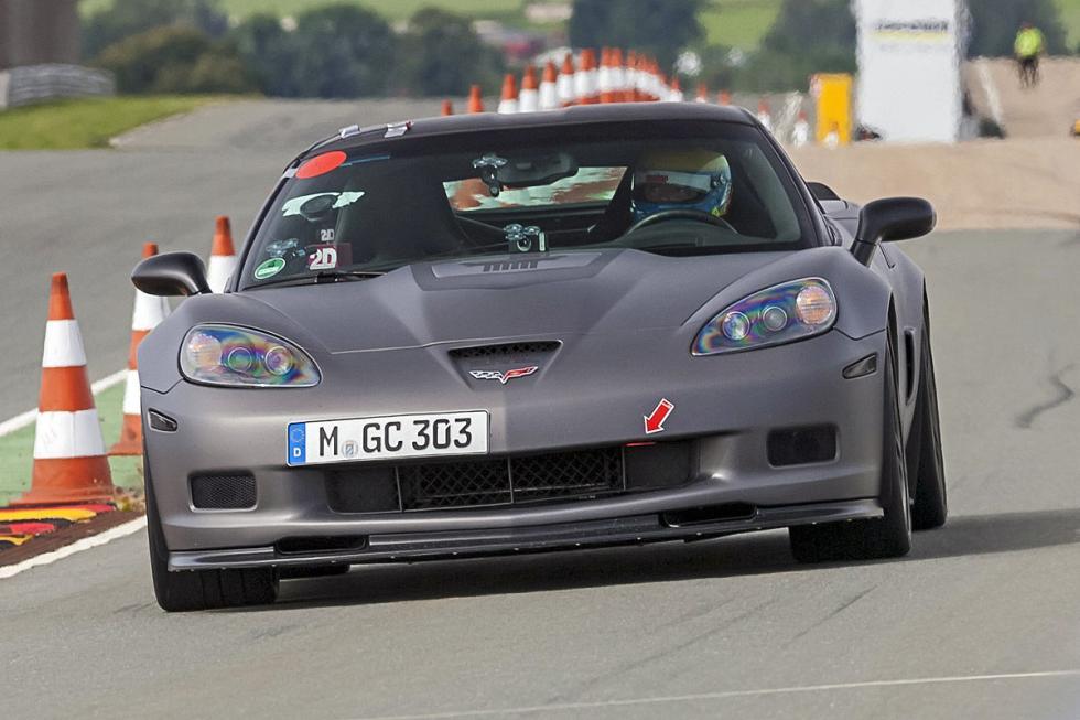 Geiger Corvette ZR1 (692 CV)