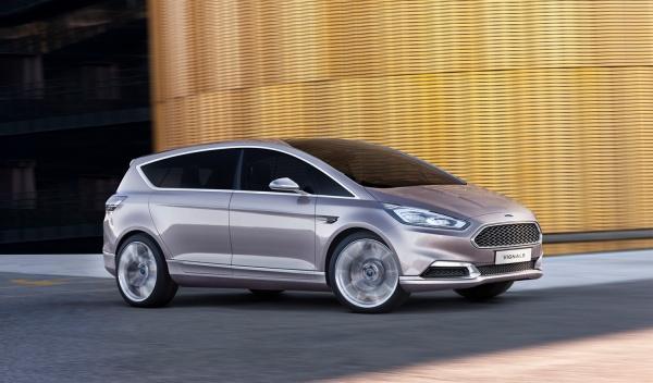Ford no ha dado demasiados detalles del equipamiento del El Ford S-Max Vignale