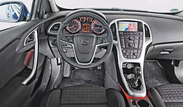 Comparativa Kia procee´d GT-Opel Astra-Volkswagen Scirocco