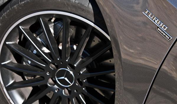Mercedes A 45 AMG llantas
