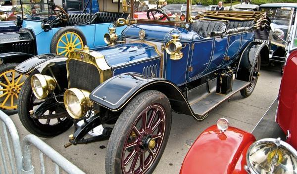 Uno de los posibles coches del Titanic