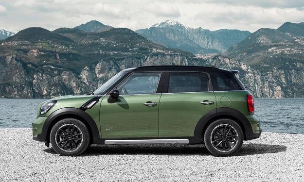 Mini Countryman 2014 lateral