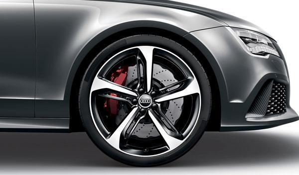 Audi RS Dynamic Edition llantas