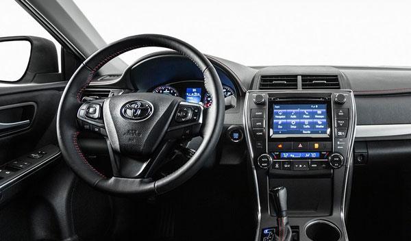 Toyota Camry 2015 interior