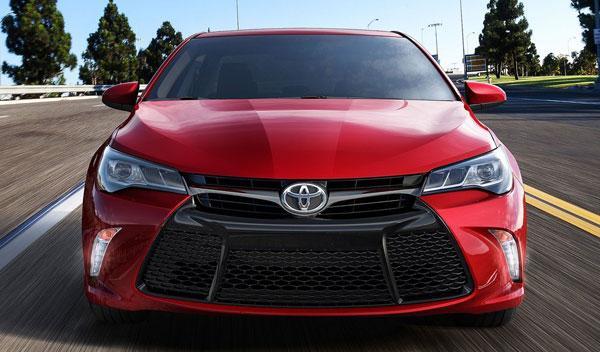 Toyota Camry 2015 morro