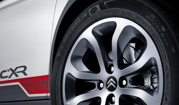 Citroën C-XR Concept rueda