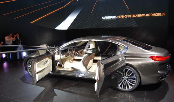 bmw vision future luxury salón de pekín 2014