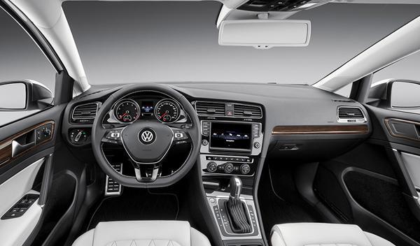 Volkswagen Golf Edition cuadro