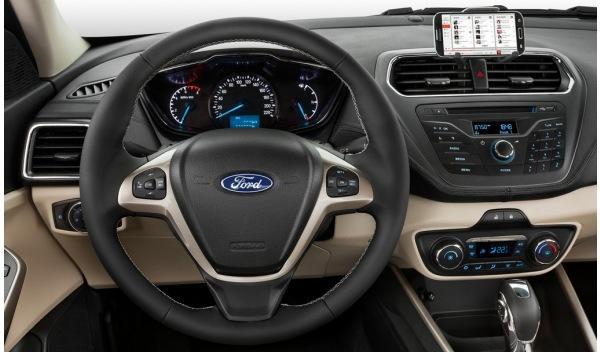 Ford Escort 2014 cuadro
