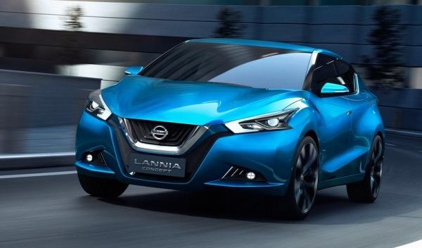 Nissan Lannia Concept Salón de Pekín