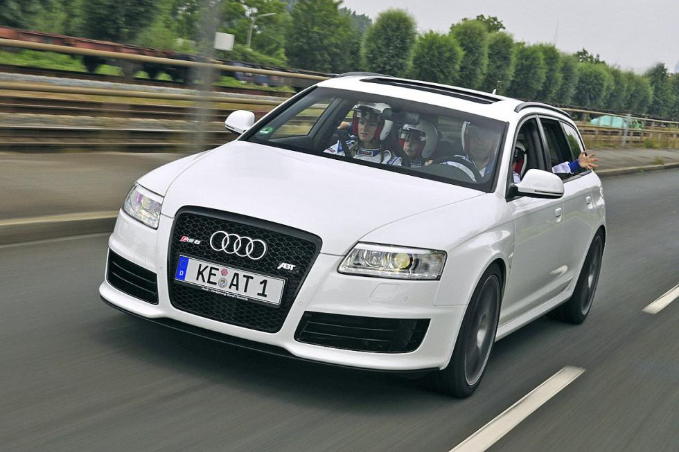 Abt RS 6 Avant (C6)