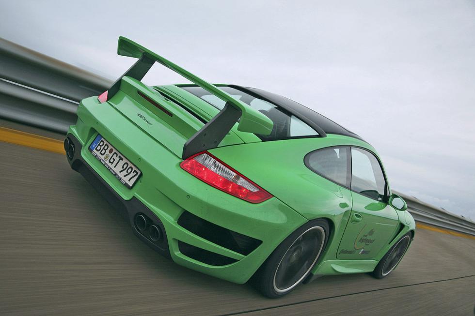 Techart 911 GT Street (997)