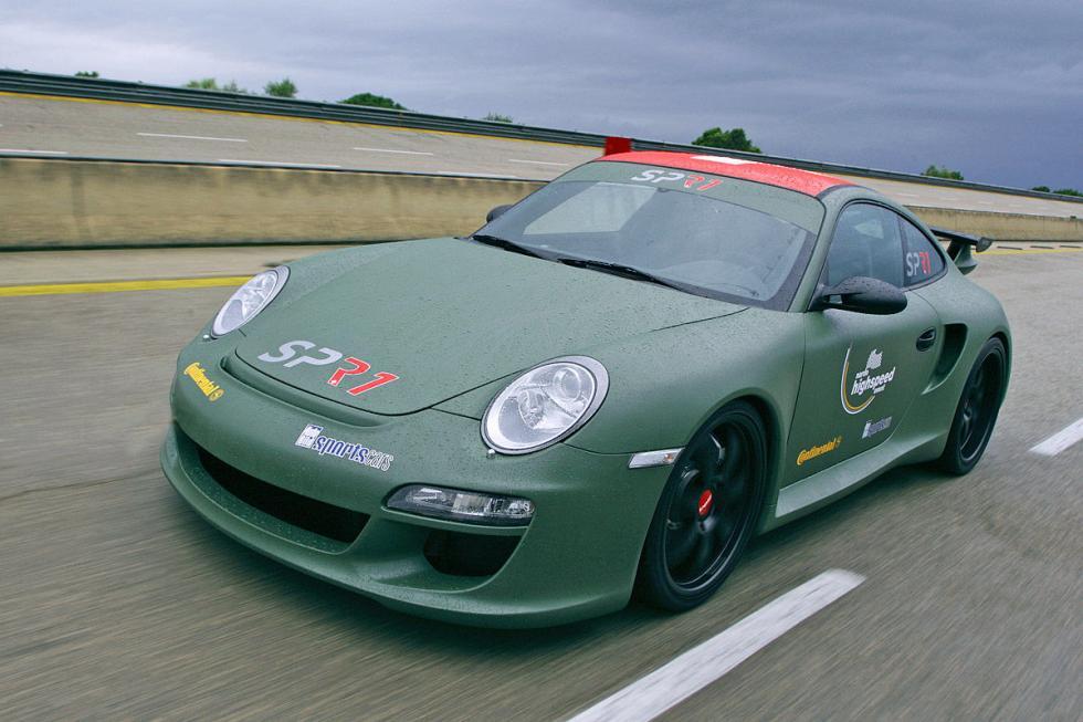 Sportec 911 SPR 1 (997)