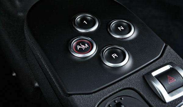 Alfa Romeo 4C cambio
