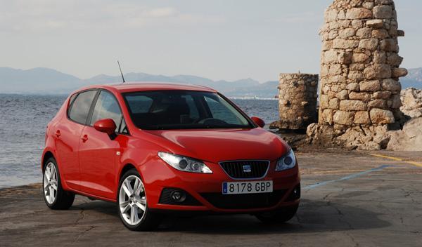 Cuarta generación del Seat Ibiza