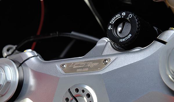MV Agusta F3 800 AGO edición limitada