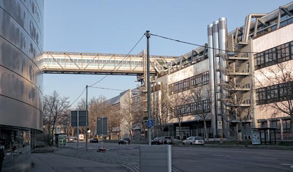 Porscheplatz Stuttgart