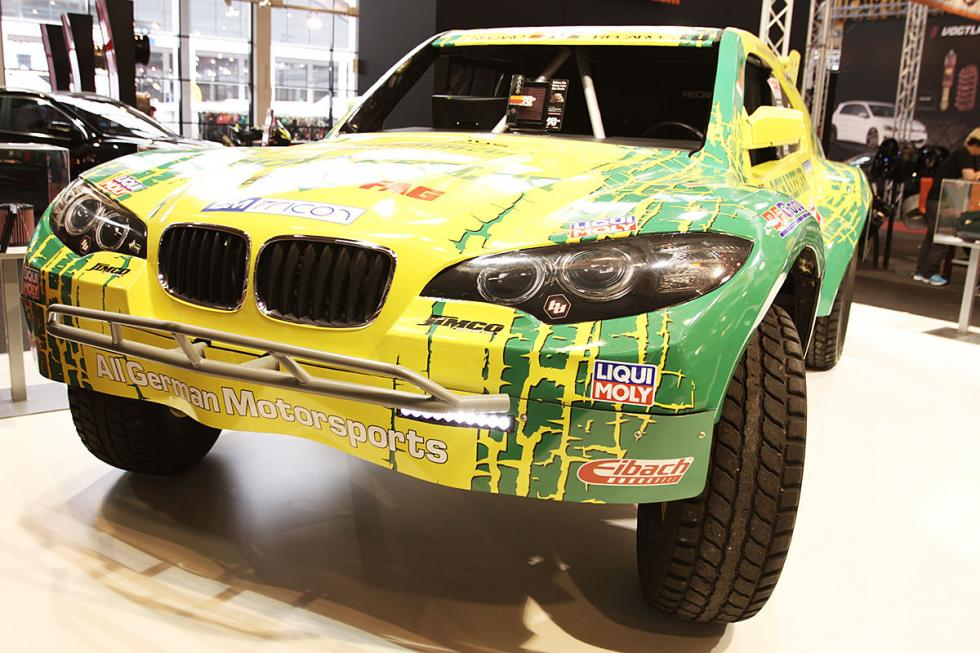 BMW Tuning World 2014 en Bodensee