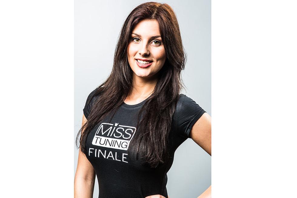 Finalista Miss Tuning 2014