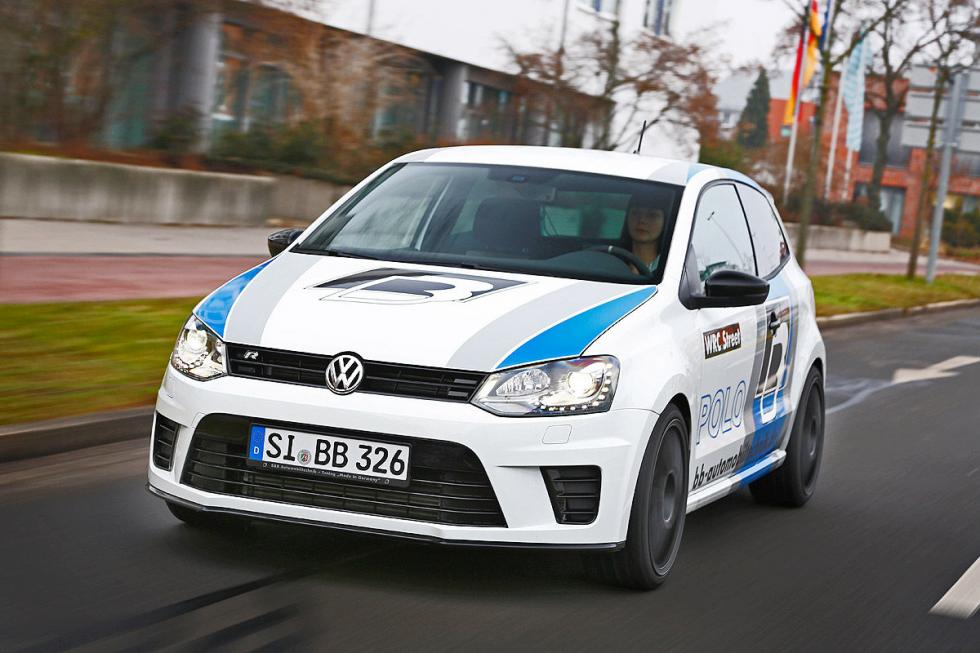 B&B Polo R WRC