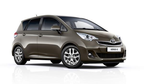 Toyota Verso 2014 delantera