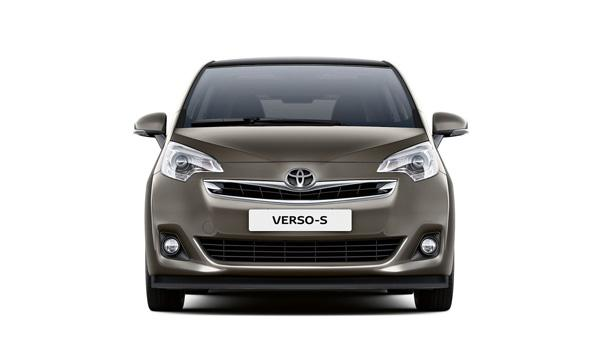 Toyota Verso 2014 frontal