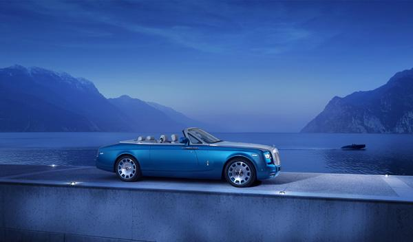 Rolls Royce Phantom Drophead Waterspeed Collection