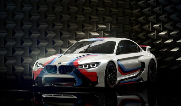 BMW Vision Gran Turismo 6