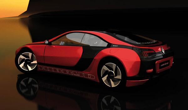 Las llantas y la zaga también recuerdan un poco a las del Audi R8