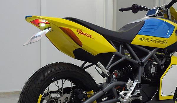 Bultaco Rapitán Sport trasera