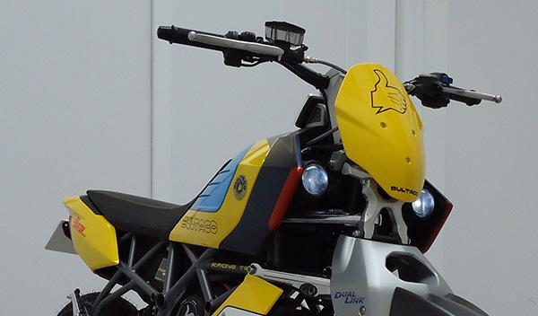 Bultaco Rapitán Sport frontal