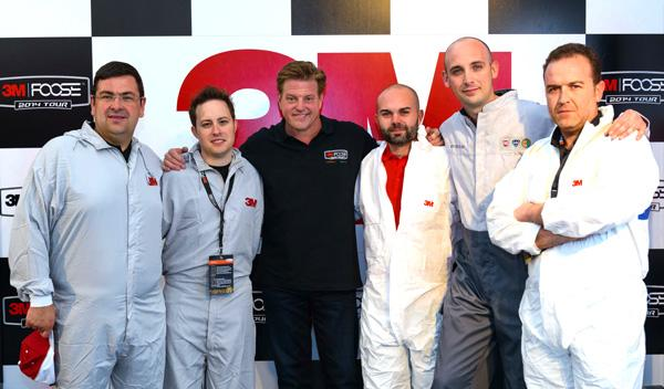 Chip Foose 3M Master Painter