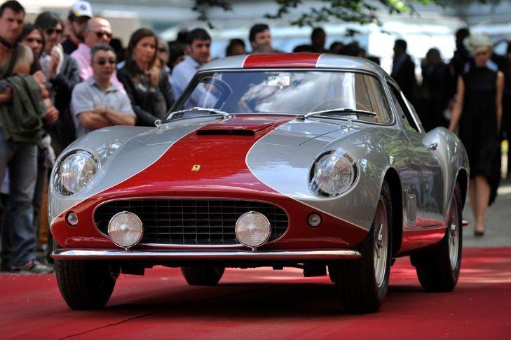 Ferrari GT Tour de France